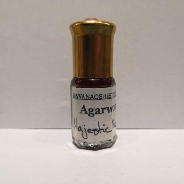 Majestic Burma Agarwood Oil